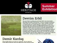 Summer exhib