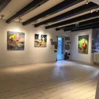 Patrick Depuchy exhibition