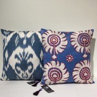 Suzani fabrics are originally from centeral Asia