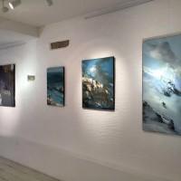 Jean Arcelin Exhibition