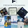 4 Anniversary French Founders